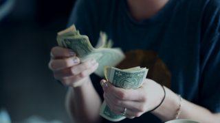 お金の要求